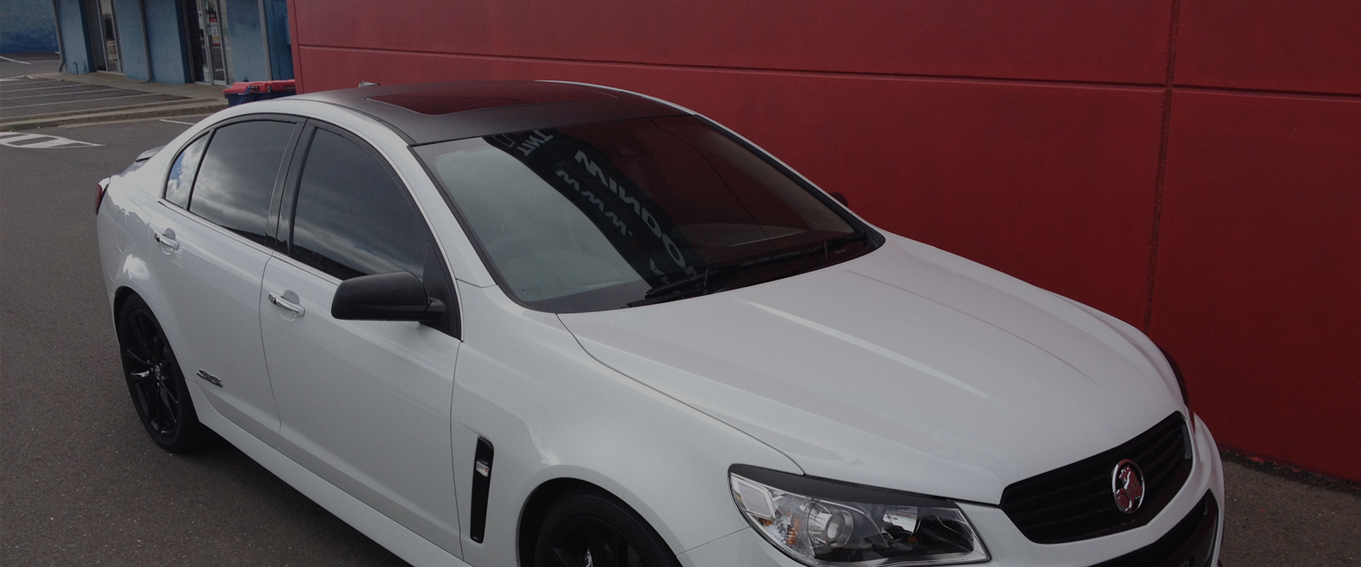We Are Your Window Tinting Specialists